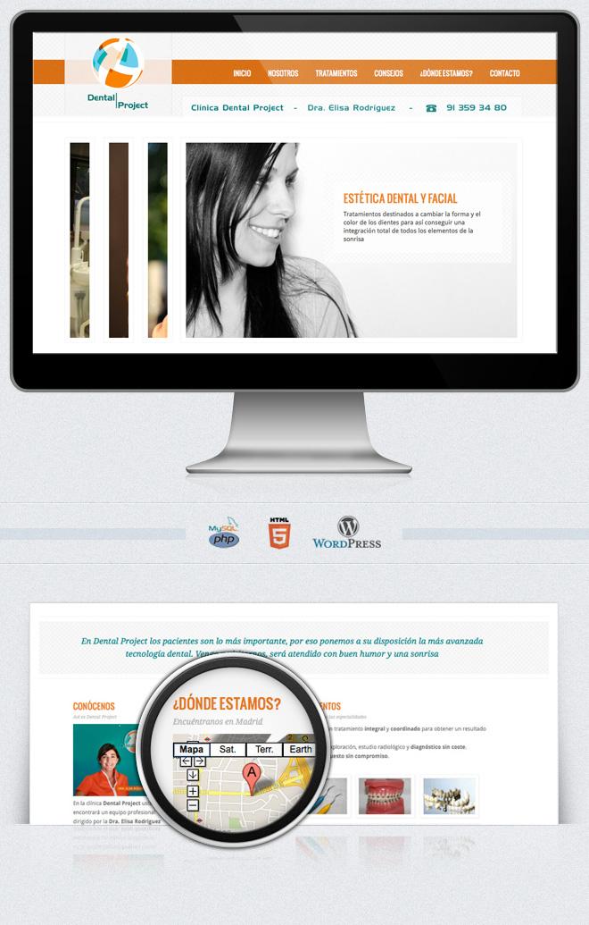 dentalproject web